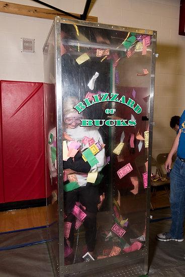 Cash Cube money machine rental in Spokane