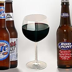 Non-Tap Beer offerings