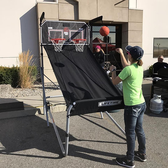 Pop a Shot basketball game rental