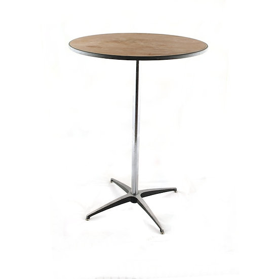 30 inch bistro tables for rent