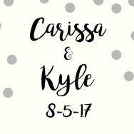 Carissa and Kyle's Wedding