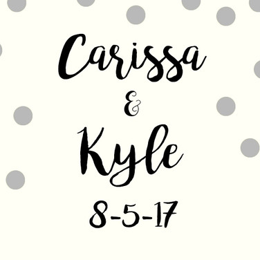 Carissa and Kyle's Wedding