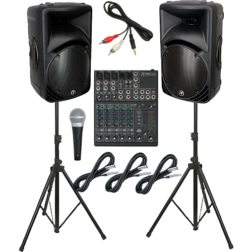 Speaker rentals for weddings