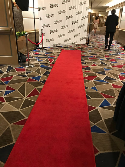 Red Carpet Strip