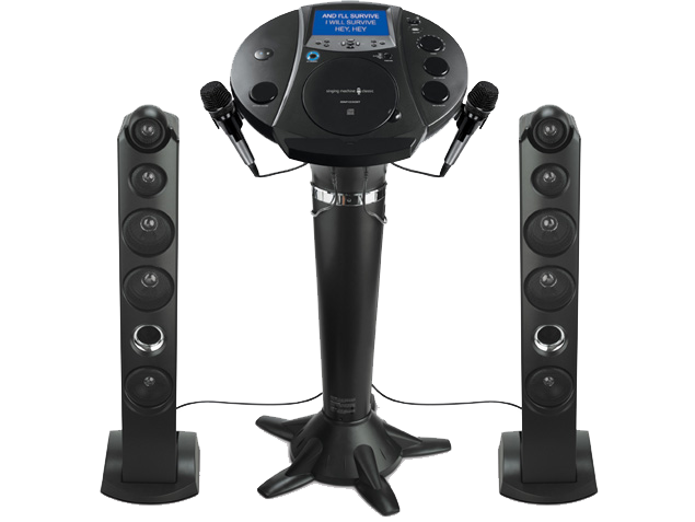 Karaoke machine rentals