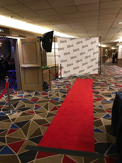 Rent carpet for events