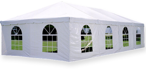 20'x40' Frame Tent for rent or lease