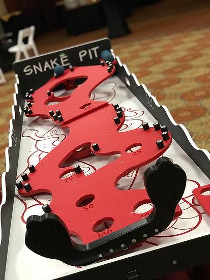 Snake pit carnival game rental