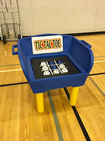 Ball toss game for rent