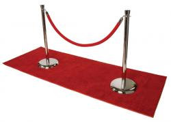 Red Carpet rentals