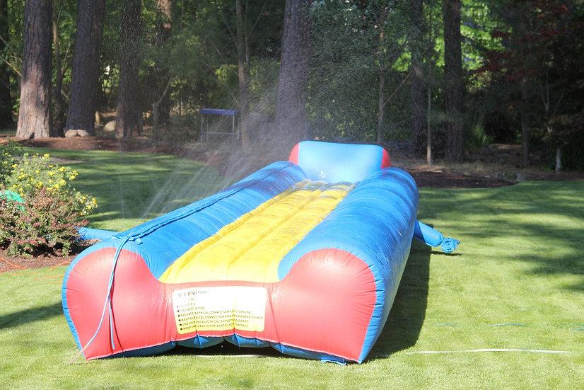 Water slide rentals for parties