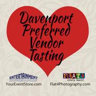 Davenport Preferred Vendor Tasting