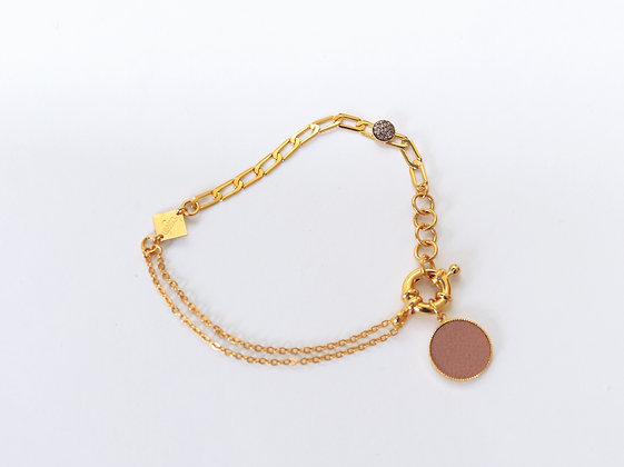 Bracelet MEI argile