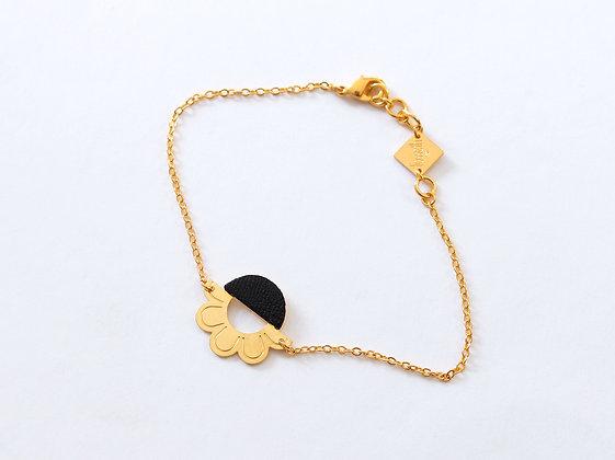 Bracelet TANIS noir