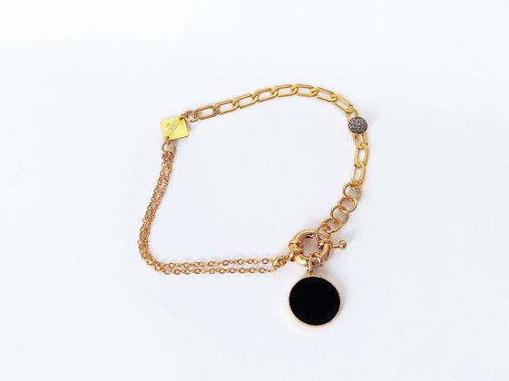 Bracelet MEI noir