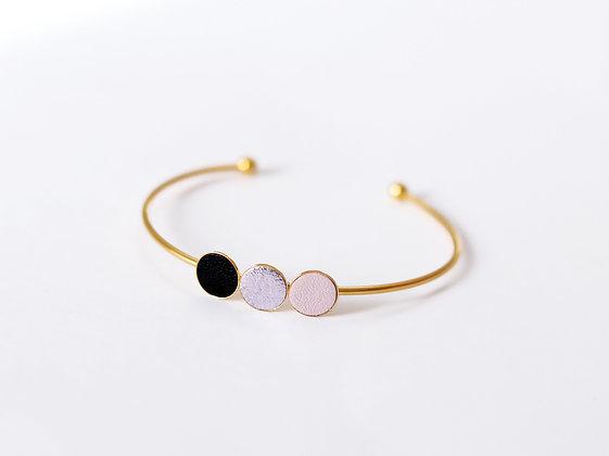 Bracelet TRIO lilas