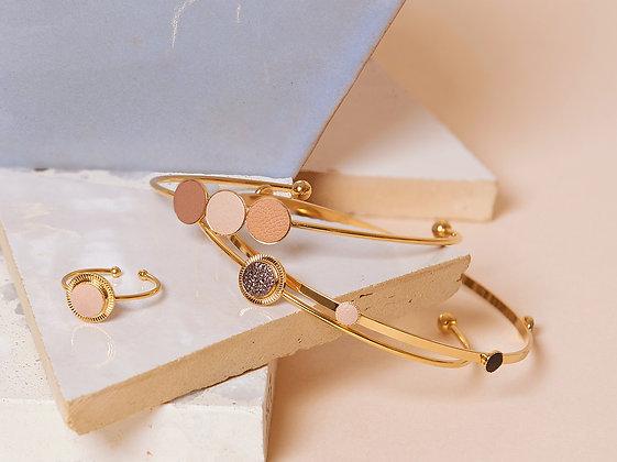 Bracelet TRIO poudre