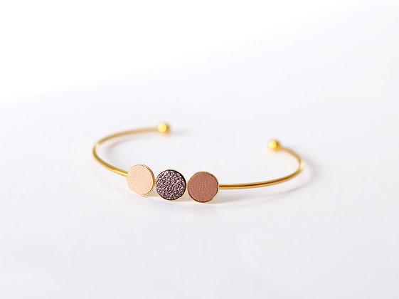 Bracelet TRIO argile