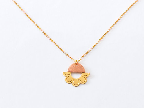 Collier TANIS pêche