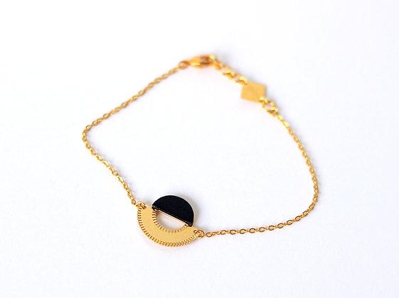 Bracelet LICHT noir