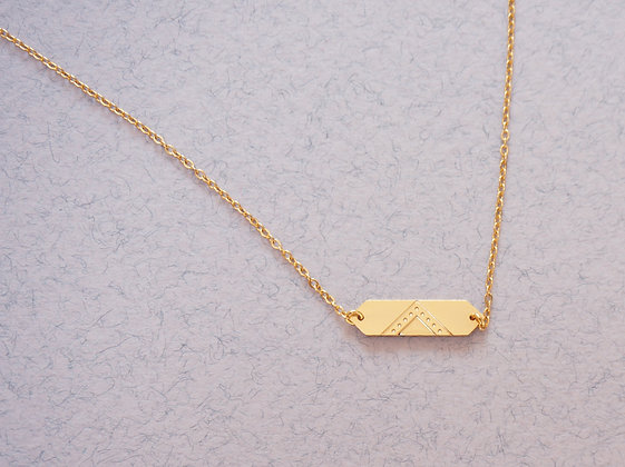 Collier MINI LOUVRE