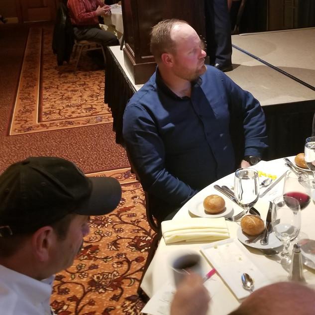 Jerry Eddinger Introduces Jerry Engelke