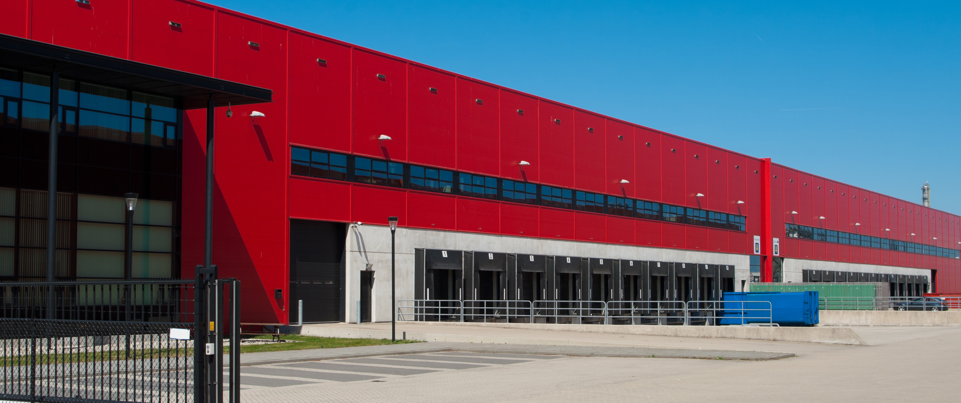 Warehouses/Commercial Buildings