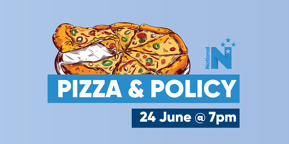 Pizza & Policy