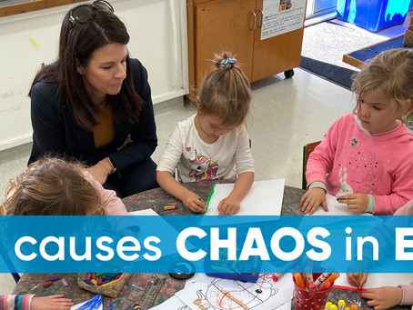 Government causing chaos in early learning sector