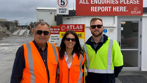 Visit to Atlas Concrete