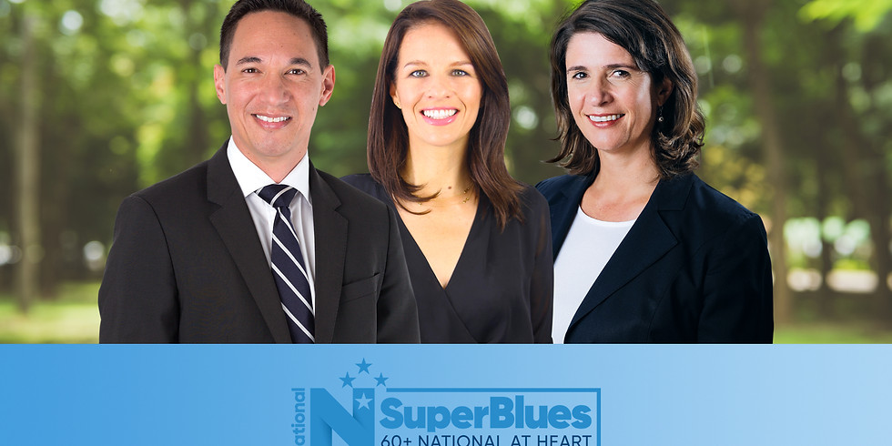 SuperBlues - Denise Lee & Dan Bidois