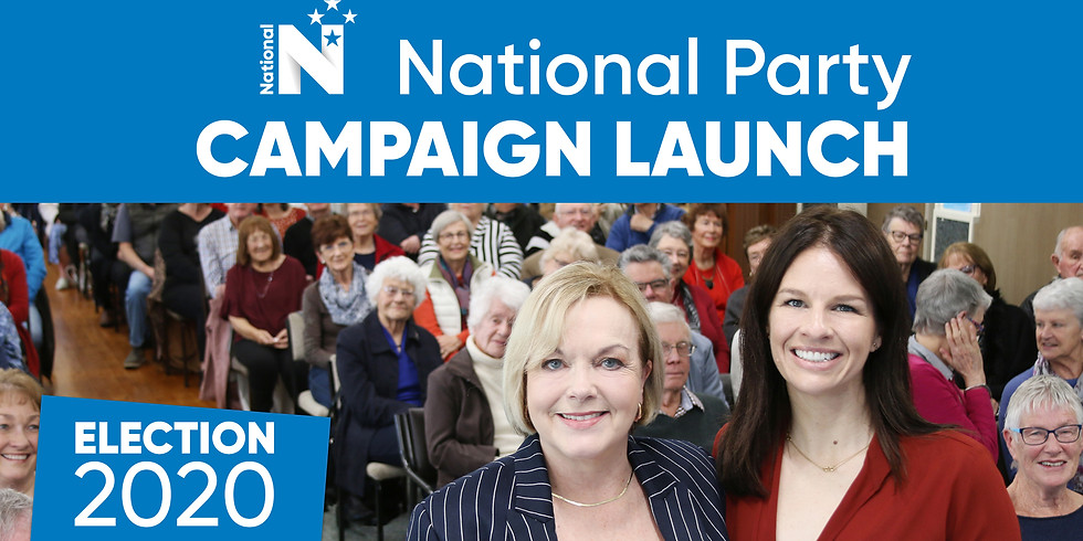 National Party Campaign Launch