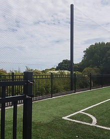 AP Fencing Services - School Fences and Sports Fields