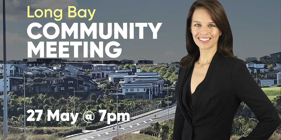 Long Bay Community Meeting