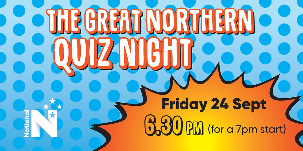 The Great Northern Quiz Night