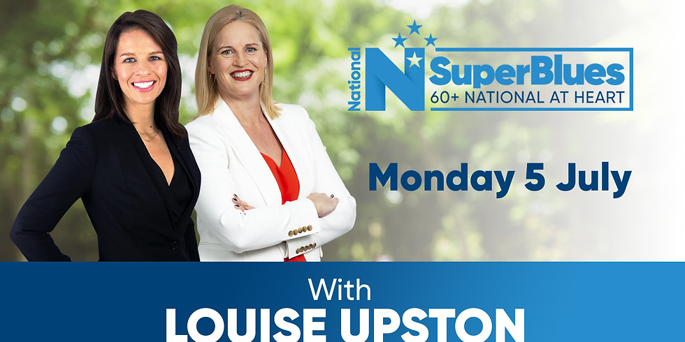 SuperBlues with Louise Upston