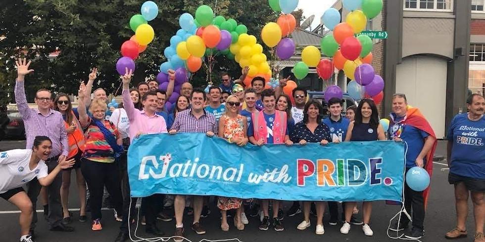 Rainbow Parade 2021