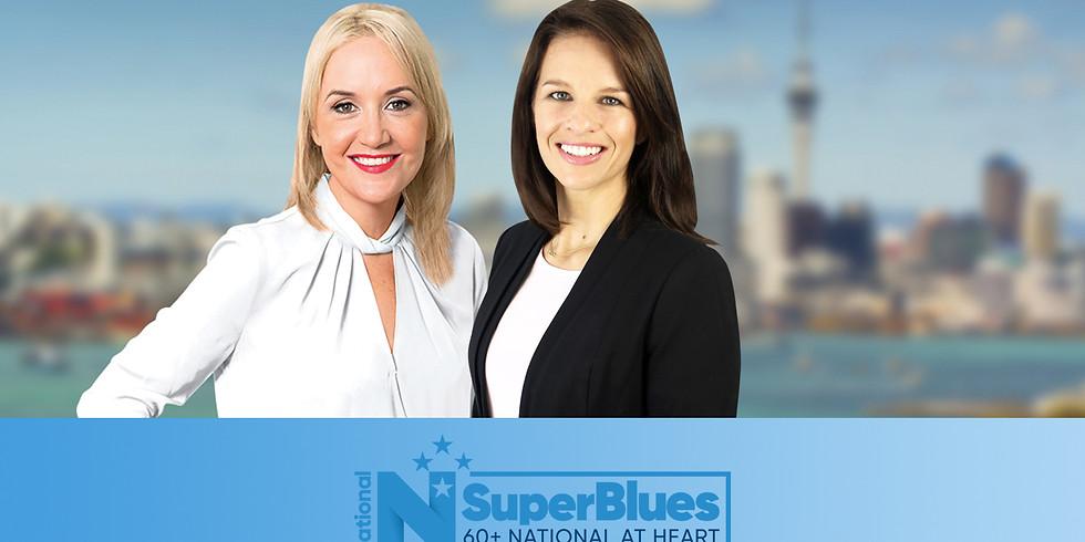 SuperBlues - Hon Nikki Kaye