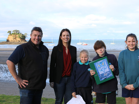 Long Bay Primary petition