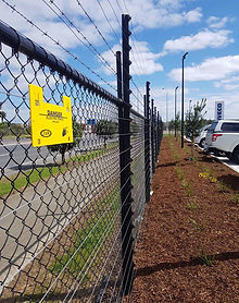 AP Fencing Services - Commercial fencing