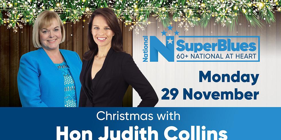 Christmas with Judith Collins