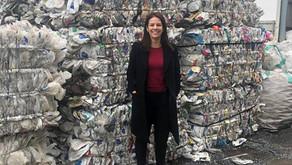 Plastic recycling in Manawatu