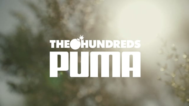 "The Hundreds X Puma // ""A Hopeful Future"""