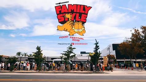 The Hundreds // Family Style Fest