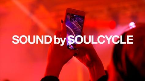 Sound x SoulCycle // Ciara