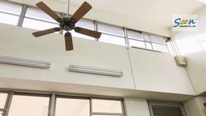 疫情持續,如何藉由電動開窗器更便利的隨時促進校園通風呢?