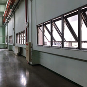 Factory / Top Hung Windows / Daily Vent