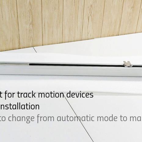 KST-SL02 track linear actuator