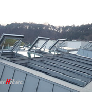 Automatic window opening system / Skylight Windows / Natural Vent