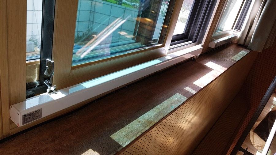 KST-SL01 Sliding Window Opener